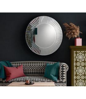 Comprar online Espejos de Cristal Modernos : Colección ZEUS grande.