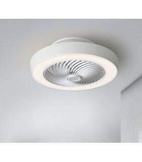 Comprar online Plafón ventilador de techo modelo VENTILUZ