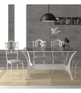 Comprar online Mesas de Comedor en Forja : Coleccion OSLO RYS