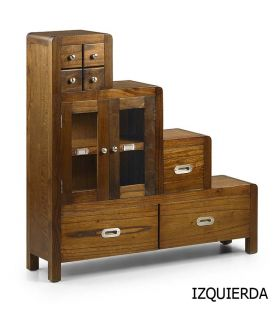 Comprar online Muebles Escalera Estilo Colonial : Colección FLASH Izquierda