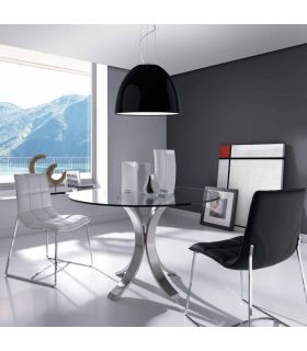 Comprar online Mesa redonda de Acero : Modelo ARCOS