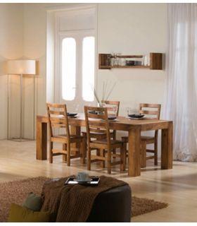 Comprar online Mesa de madera Natural : Colección ZOOM