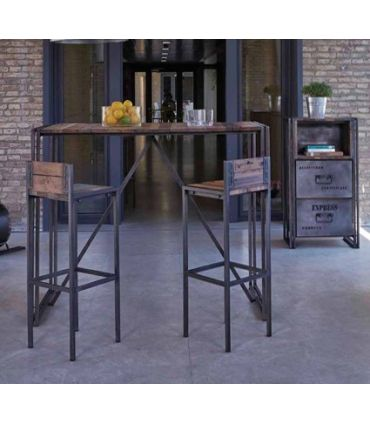 Mesas de Bar de Estilo Industrial : Coleccion EDITO