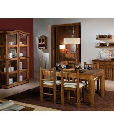 Mesas de Comedor : Colección TRONC