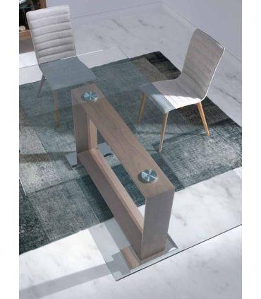 Mesas de Diseño Moderno en Madera : Modelo KALIKO