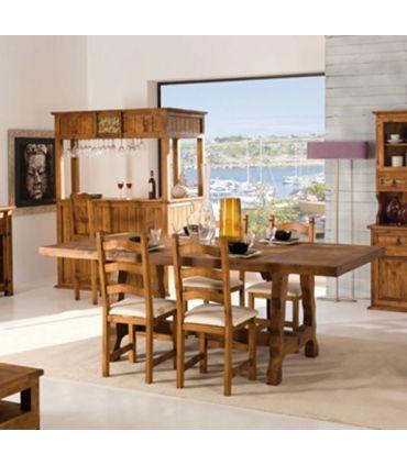 Mesas de Comedor Madera : Colección MINSTER