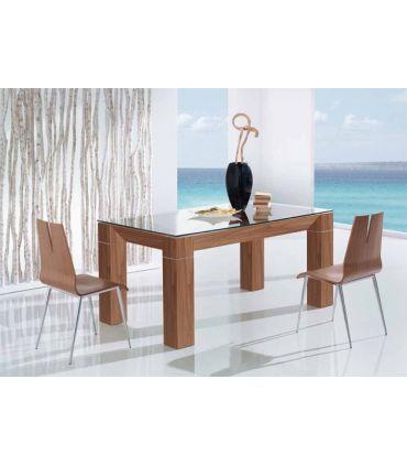 Mesas de salón comedor de madera : Modelo ADRA