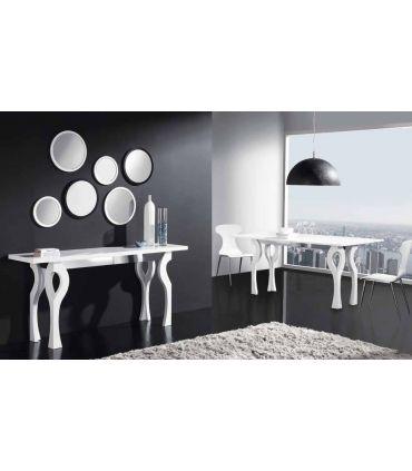 Mesas extensibles modernas para Comedor Modelo XONA