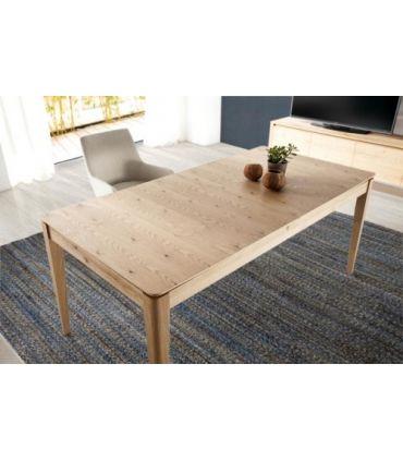 Mesa Extensible de Comedor Estilo Nórdico Modelo MIRIAM