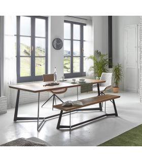 Comprar online Mesa de Comedor en madera de Roble : Modelo OREGON