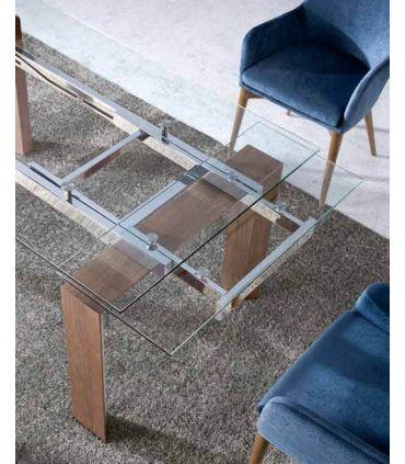 Mesas de Diseño Moderno Extensible : Modelo ATOLÓN