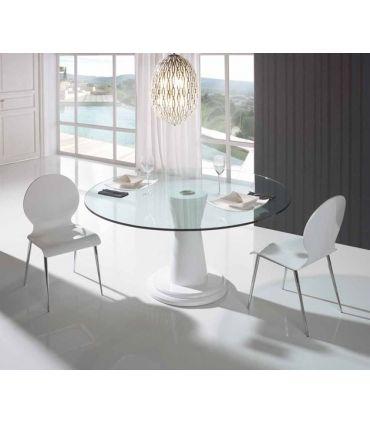 Mesas Modernas de cristal : Modelo DABO