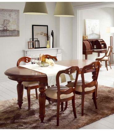 Mesas Extensibles con Ruedas : Coleccion ANTONIETA
