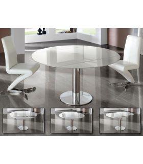 Comprar online Mesas Extensibles con base de acero : Modelo ALBA