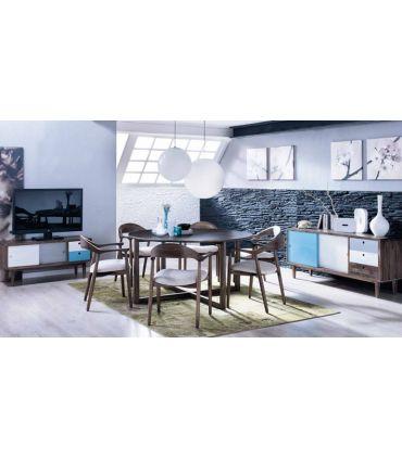 Mesas de Comedor : Modelo CALVIN redonda
