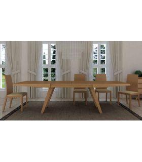 Comprar online Mesas de comedor de diseño en Madera : Modelo FLY