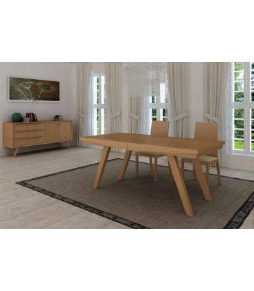 Mesas de comedor de diseño en Madera : Modelo FLY