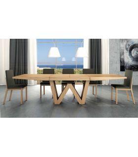 Comprar online Mesas de comedor de diseño : Modelo WENDA Madera