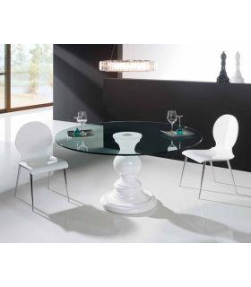 Comprar online Mesas Modernas de cristal : Modelo MAMEN