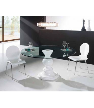 Mesas Modernas de cristal : Modelo MAMEN