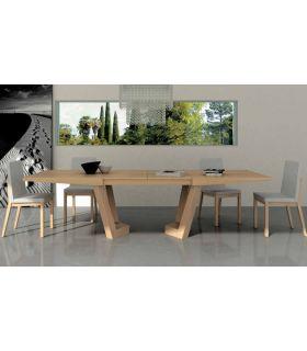 Comprar online Mesas de comedor de diseño : Modelo OLIMPIA Madera