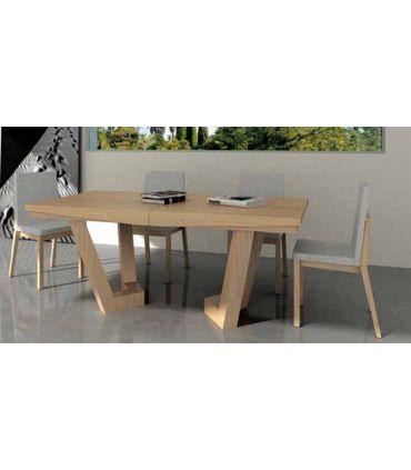 Mesas de comedor de diseño : Modelo OLIMPIA Madera
