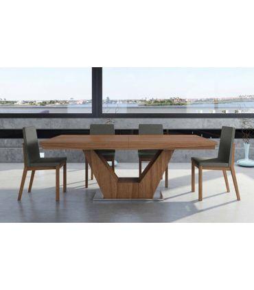 Mesas de Salón Comedor : Modelo VERONA Madera