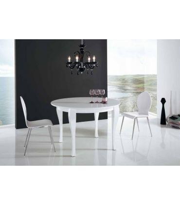 Mesas de comedor de madera : COLOMA Redonda