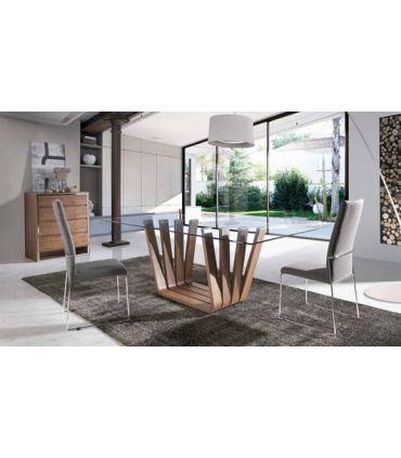 Mesa de Comedor de Diseño Moderno : Modelo LEVIATAN