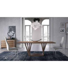 Comprar online Mesa de Comedor de Diseño Moderno : Modelo LEVIATAN Madera