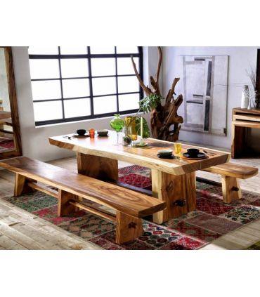 Mesas de Comedor Estilo Etnico : Coleccion SUWAR