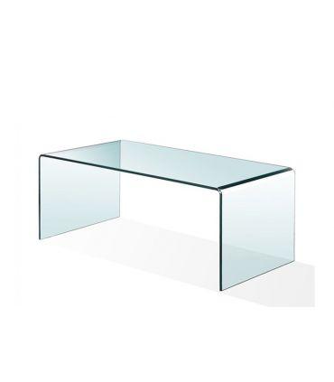 Mesas Bajas de Cristal : Modelo CHEVAL