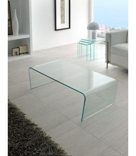 Comprar online Mesas de Cristal de Centro : Modelo LISITEA