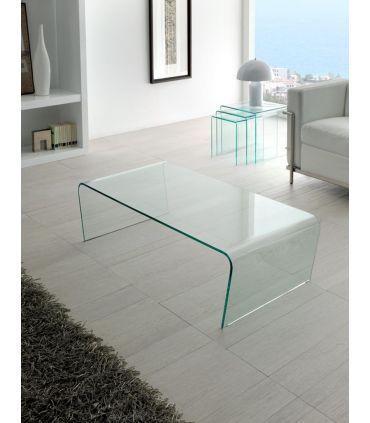 Mesas de Cristal de Centro : Modelo LISITEA