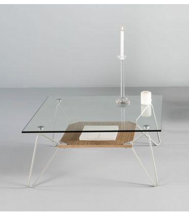 Mesa de Centro Cuadrada modelo NICOLE