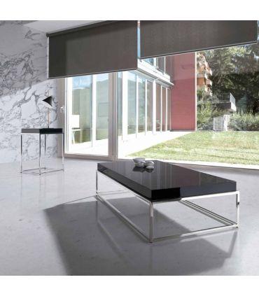 Mesa de Centro en madera y metal Modelo MELISA