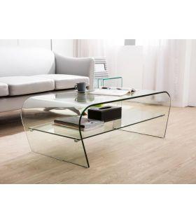 Comprar online Mesa de Centro de Cristal templado : Modelo KM20