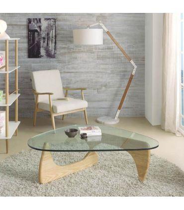 Mesas de Centro de Estilo Nórdico : Modelo ESSE madera