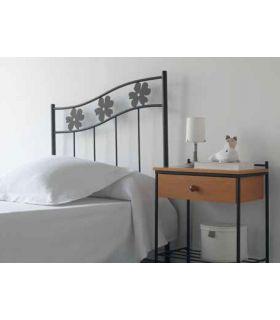 Cabecero de Forja para dormitorio juvenil : Modelo PRINCIPADO