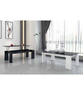 Comprar online Mesas elevables de madera y cristal : Modelo SARA