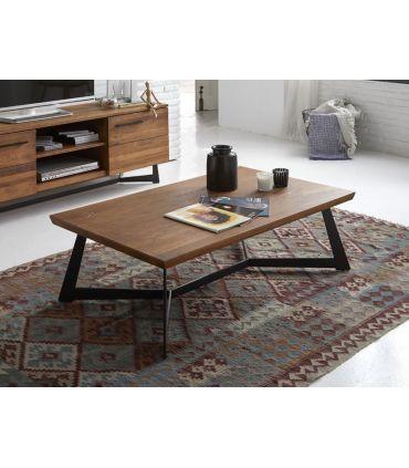 Mesa de Centro en madera de Roble : Modelo OREGON