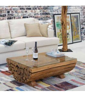 Comprar online Mesas de Maderas Recicladas : Model RANTING Medio