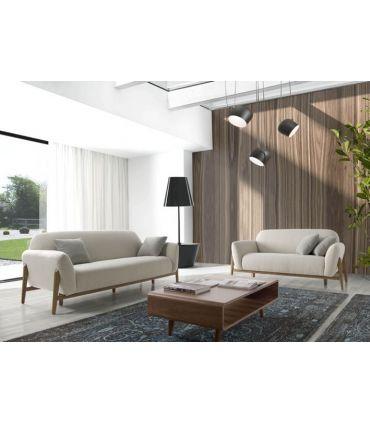 Mesa de Centro en madera de Nogal : Modelo TERRA