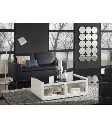 Mesas de Centro de Madera : Modelo CASUAL 274 Blanco