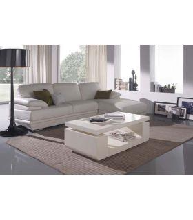 Comprar online Mesas de Centro de Madera : Modelo CASUAL 276 Blanco