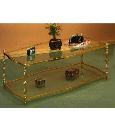 Mesas de Centro de Laton : Modelo 4001