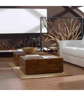 Comprar online Mesas de Centro de Madera : Modelo DRIFTWOOD Grande