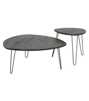 Set de Mesas para Salon : Modelo LUVENA