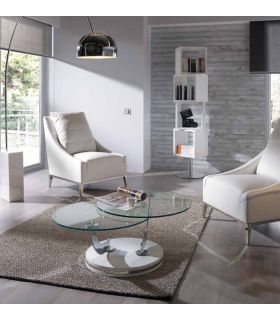 Comprar online Mesa de centro de diseño moderno : Modelo F1169AA