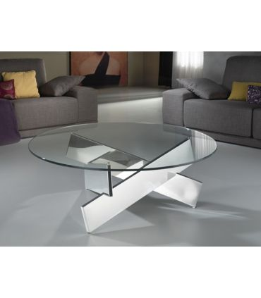Mesas de centro de acero : Modelo DENVER